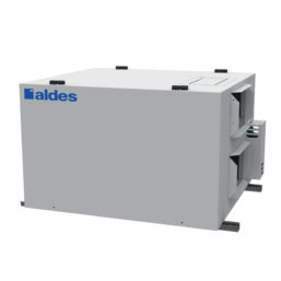 Aldes HRV H650-Fi_H650A-Fi_H650A-Fi-P_spec_EN_CAN_1117