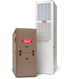 Coleman Mobile Home furnaces