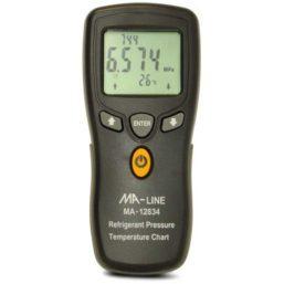 Ma-Line Digital Refrigerant Pressure Thermometer - MA-12834