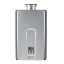 Rinnai Tankless Water Heaters - RL75i_VB_Straight