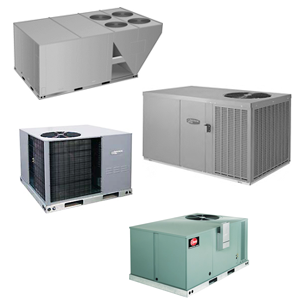Rooftop Heating and Cooling Equipment Image