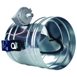 Ultra-Zone - EWC - Static Pressure Control Dampers EBD