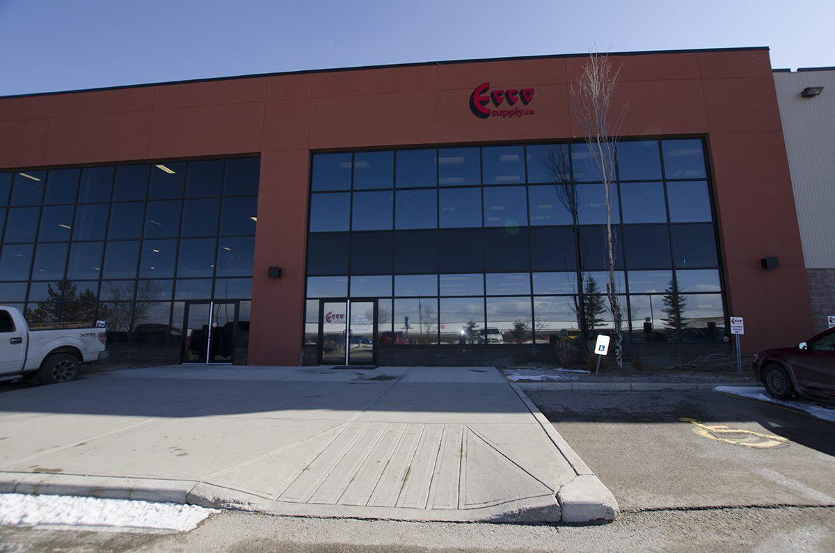 Calgary South branch