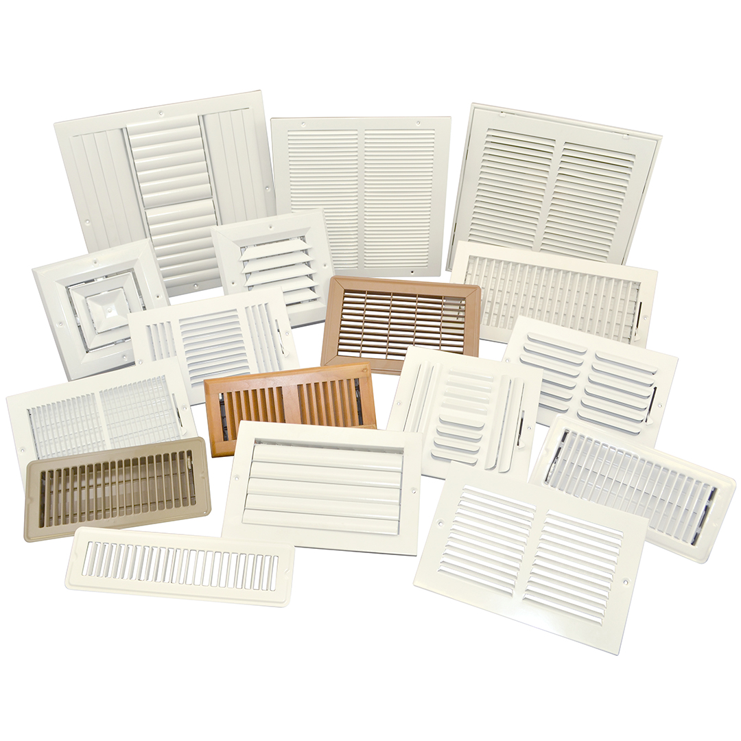 Residential Grilles, Registers and Diffusers Image