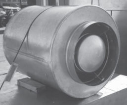 Kinetics Circular Duct Silencer