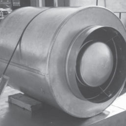Kinetics Circular Duct Silencer