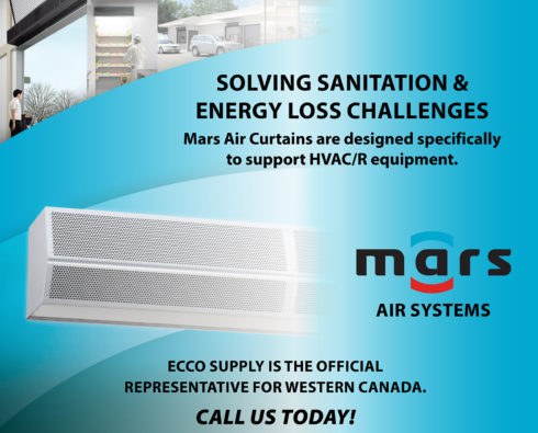 Mars air systems announcement