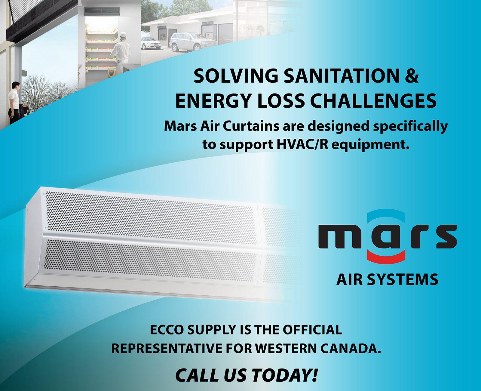 Mars air systems announcement