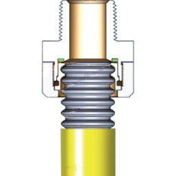 Wardflex CSST Tubing