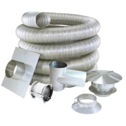 Z-Flex - Flexmaster NovaVent - Chimney Liner kits