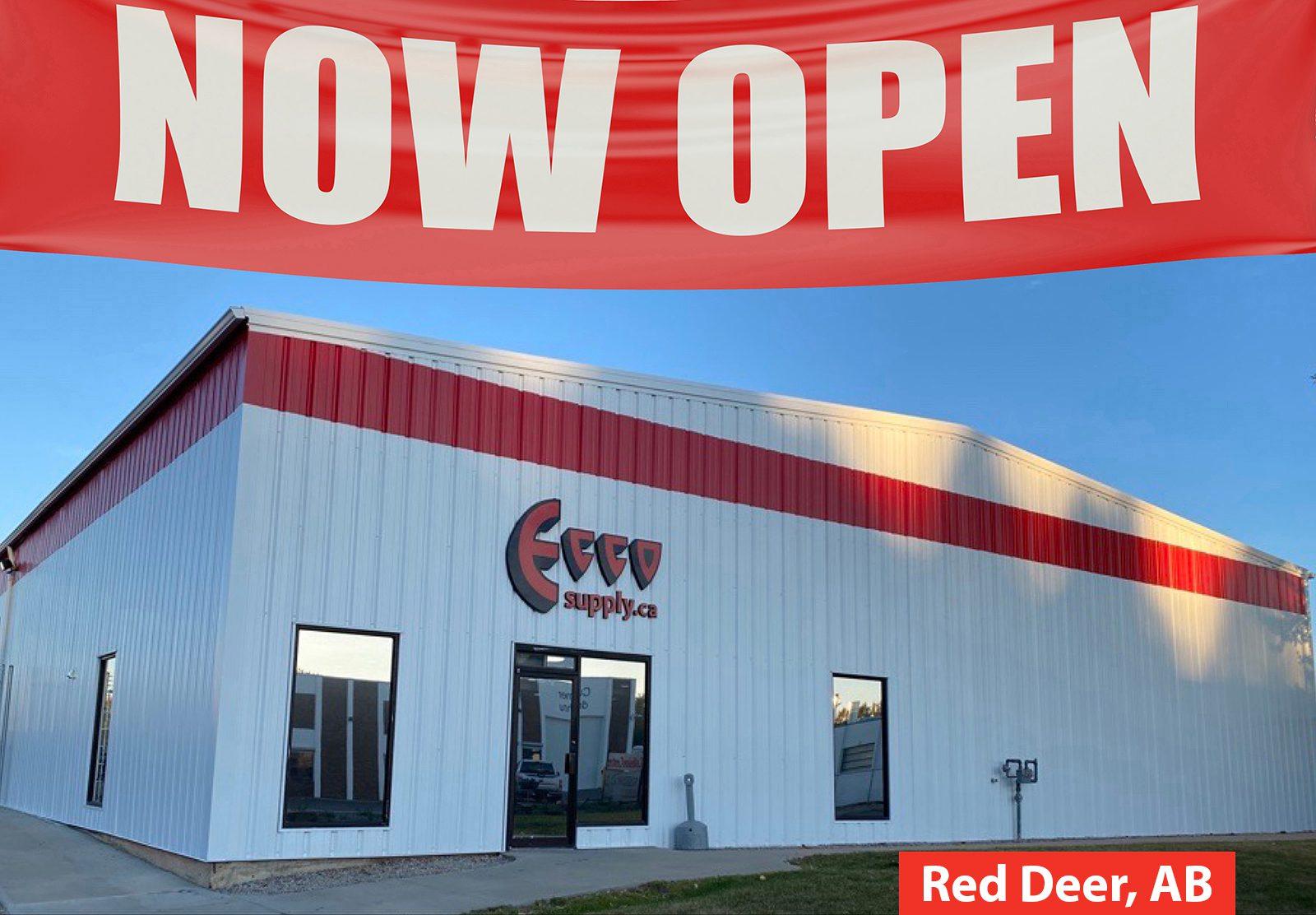 Red Deer sales branch