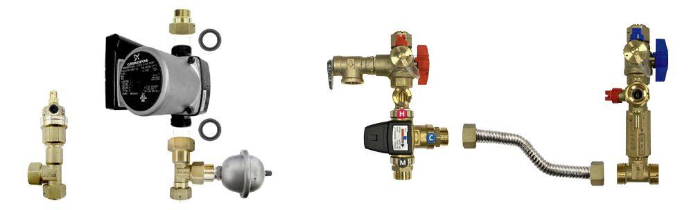 EZZE plumbing kit